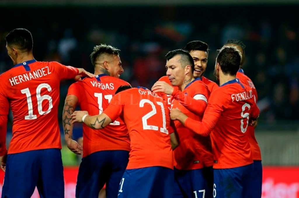 Chile, vigente campeón, debuta en la Copa América ante Japón