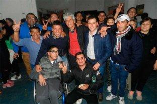 Baucero fue reelecto en el departamento San Javier
