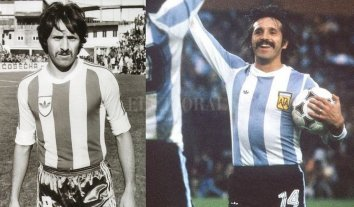 La historia de un ídolo - Uno de los aspectos que rescata Matías Riccardi, director del film, es que a Luque en todos los lugares por los cuales pasó se lo quiere y respeta, algo que no siempre ocurre con los futbolistas.
