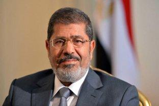 El expresidente de Egipto murió de un ataque al corazón durante un juicio en su contra -  -