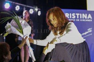 """Cristina Kirchner presentará en Rosario su libro """"Sinceramente"""" -  -"""