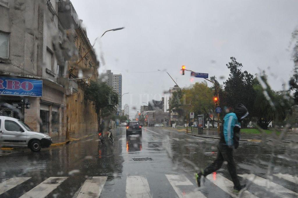 Renovaron el alerta por lluvias y tormentas intensas para Santa Fe