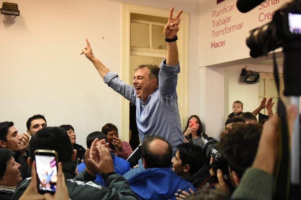 Rafaela: Castellano se impuso a Viotti y seguirá al frente del municipio