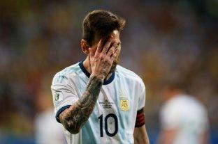 Dénle un equipo a Messi y verán que brillará como en Barcelona -  -
