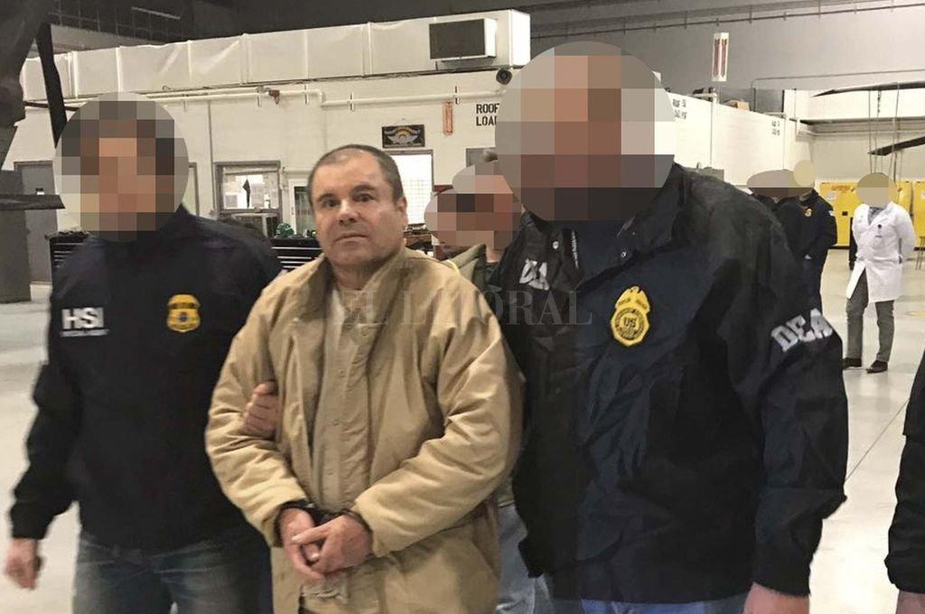 """Posponen la sentencia por narcotráfico contra """"El Chapo"""" Guzmán"""