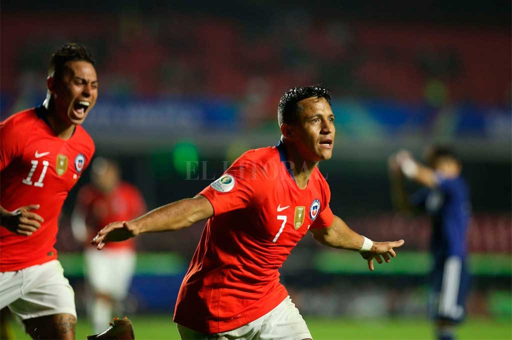 <strong>Foto:</strong> Prensa Selección Chile