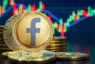 """Facebook lanzó su propia moneda digital llamada """"Libra"""" - Imagen ilustrativa. -"""