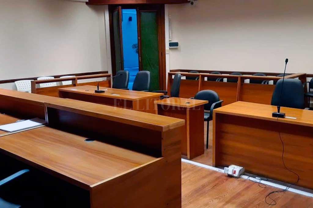 Con estos cuatro debates, desde febrero y hasta la actualidad, serán 29 los juicios realizados en el ámbito de la Primera Circunscripción Judicial y en los que intervinieron fiscales del MPA.  <strong>Foto:</strong> El Litoral