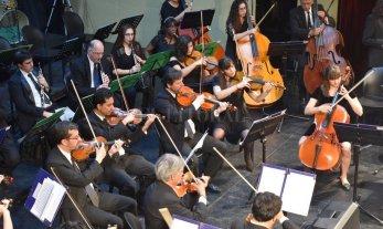La Orquesta de Cámara del ISM abre su temporada de conciertos - La Ocism se presenta en diferentes ámbitos de la ciudad y la región, exponiendo ante el público los resultados artísticos obtenidos en base a la labor conjunta con las diferentes cátedras. -