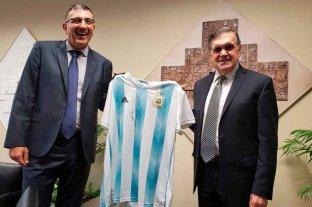 La camiseta autografiada de Messi puede ser tuya: ¡participá del concurso!         -