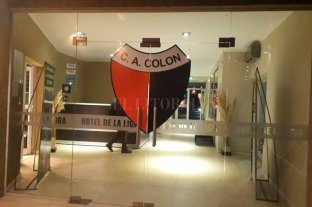 Colón, ya instalado en Salta, inicia la pretemporada -