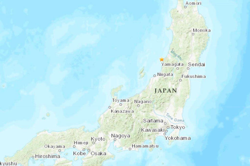 Japón emite una alerta de tsunami tras un terremoto de 6,8
