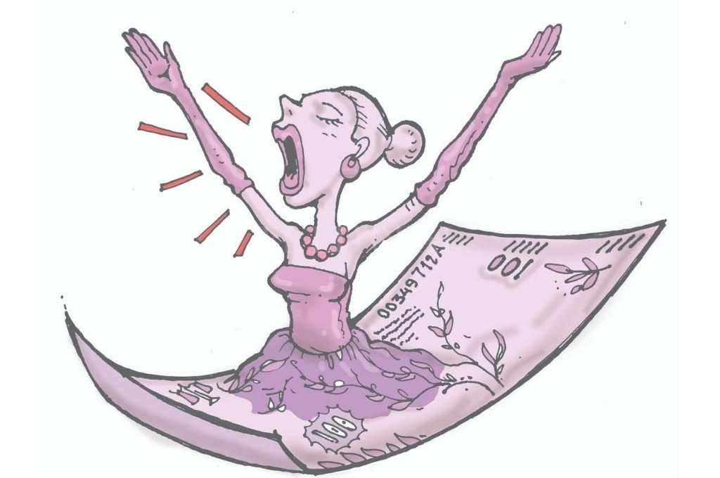 Continúa el enojo de Evita por el nuevo billete de $ 100