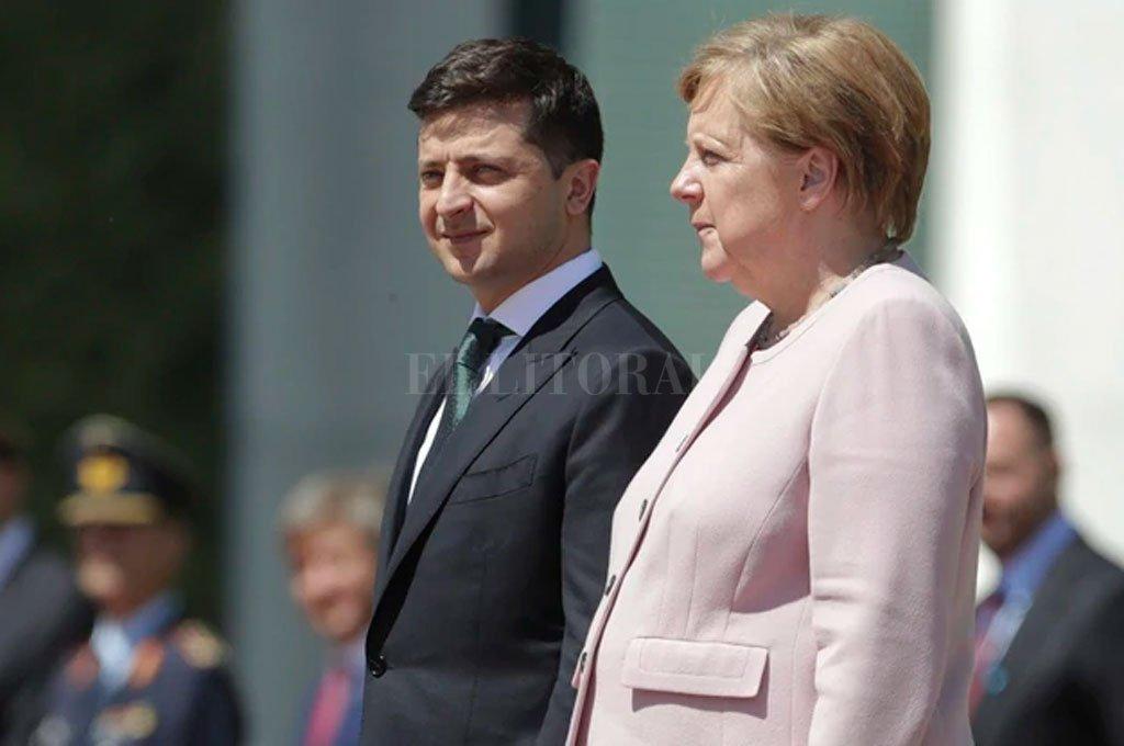 Preocupación por la salud de Merkel