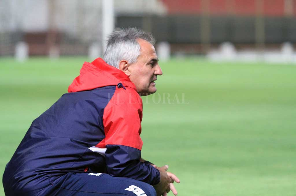 Madelón prepara el partido del sábado por Copa Santa Fe