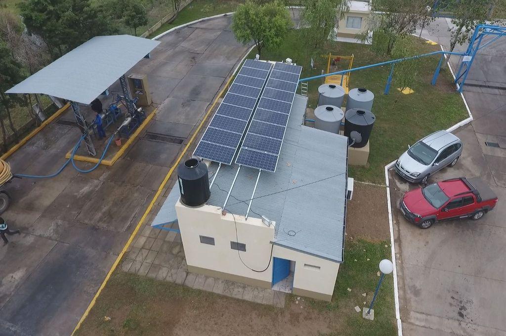 Reducen a la mitad el consumo de energía para descargar los camiones atmosféricos