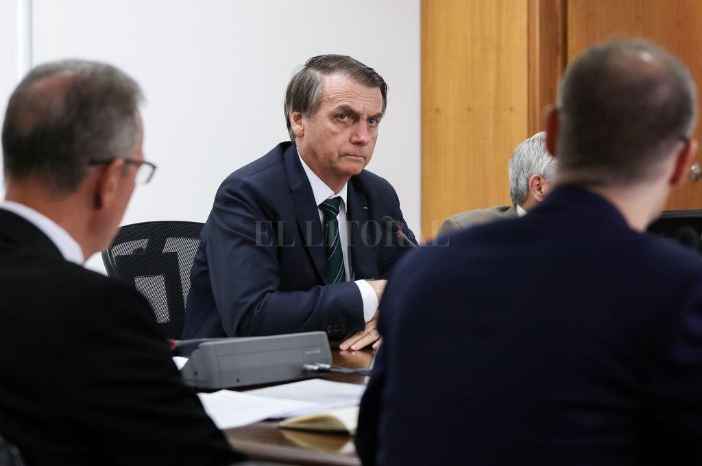 Bolsonaro le mete presión al Congreso para liberar la portación de armas