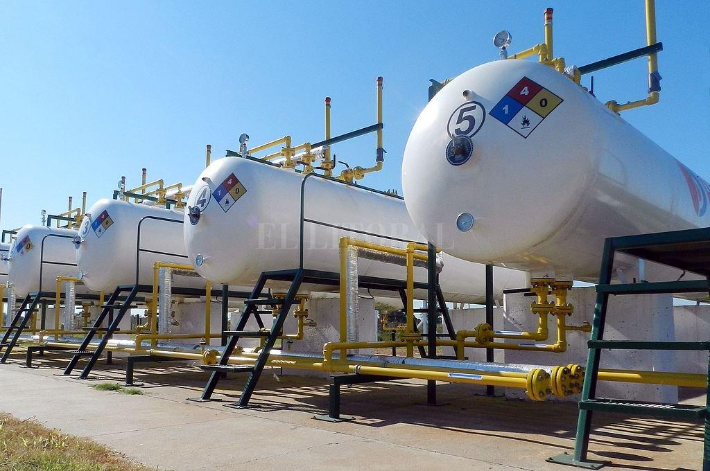 Gas licuado. <strong>Foto:</strong> Archivo El Litoral