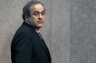 Michel Platini fue liberado