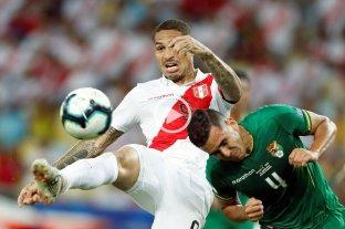 Copa América: Perú derrotó a Bolivia y se acerca a la clasificación -  -
