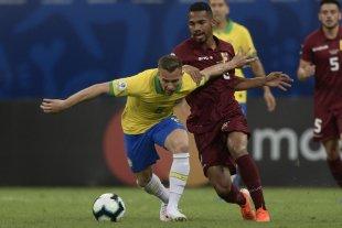 Brasil hizo todo para ganarlo pero empató con Venezuela 0 a 0 -  -