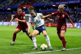 Argentina enfrenta a Escocia en busca de una histórica clasificación -  -