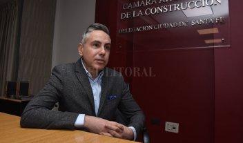 Gala de Ópera con sabor internacional - Pablo Villaverde Urrutia en la sede de la Cámara Argentina de la Construcción, gestora del evento. -