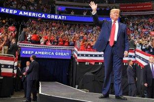 Trump lanzó su campaña de reelección -  -
