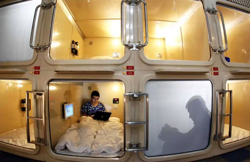 Hoteles cápsula: El invento asiático llegó a Europa y América Latina