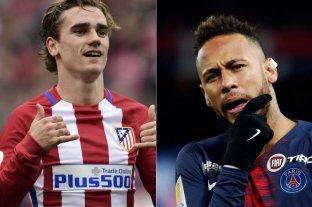 Griezmann podría llegar al PSG y Neymar intentaría volver al Barcelona