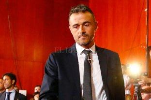 Luis Enrique dejó de ser el entrenador de España