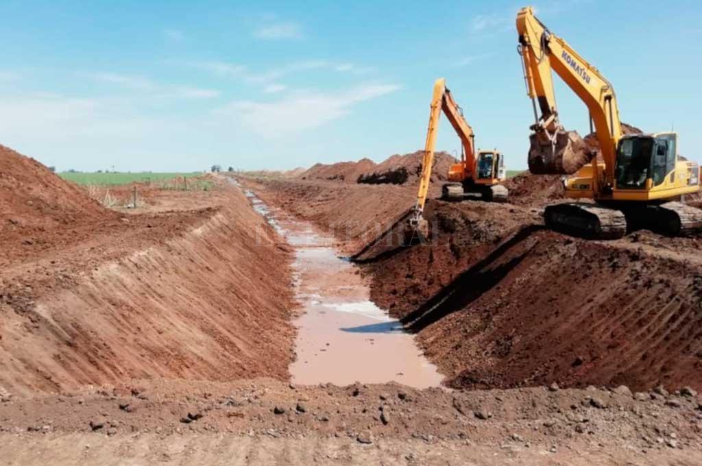 Realizados los análisis hidráulico e hidrológico para dicha sección de paso, se estableció la necesidad de readecuar la sección hidráulica a las nuevas condiciones. <strong>Foto:</strong> Gobierno de Santa Fe