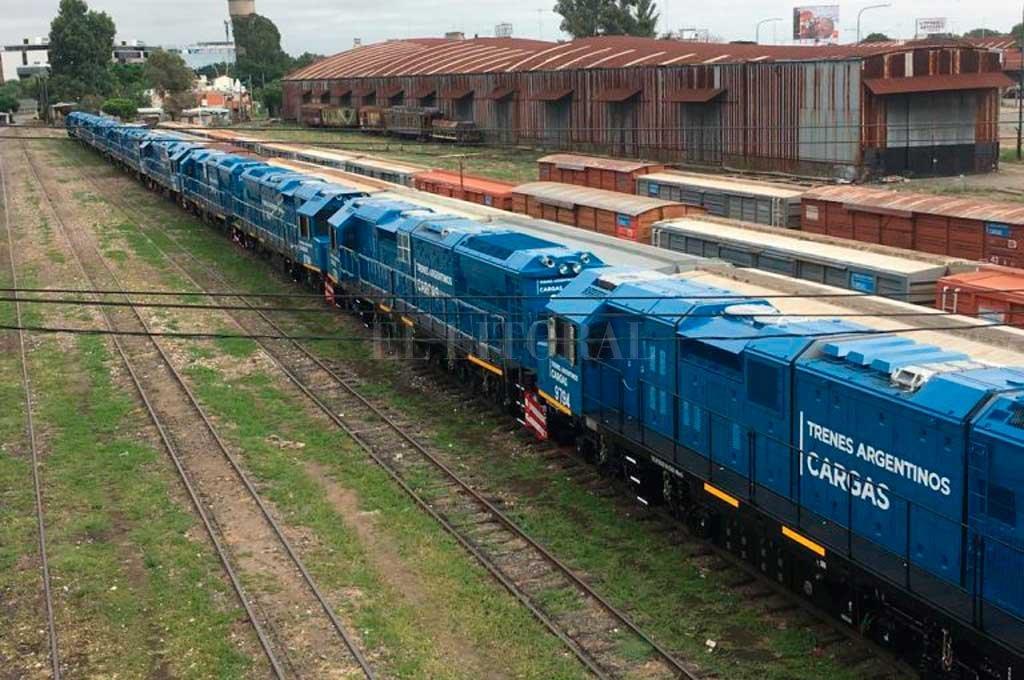 Circunvalar Santa Fe: se confirmó el financiamiento de una empresa china - La idea central del proyecto es evitar que el tren de cargas circule dentro de la ciudad de Santa Fe -