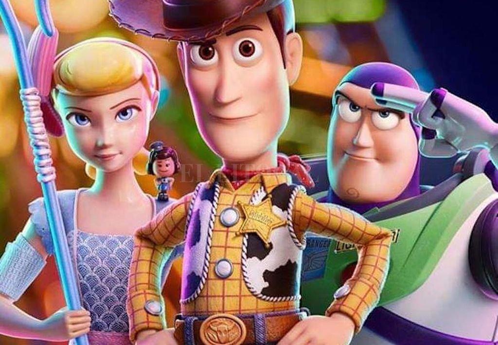Woody y Buzz se reencontrarán con la muñeca Bo Peep, devenida en aventurera luego de varios años de ausencia. <strong>Foto:</strong> Gentileza Disney/Pixar