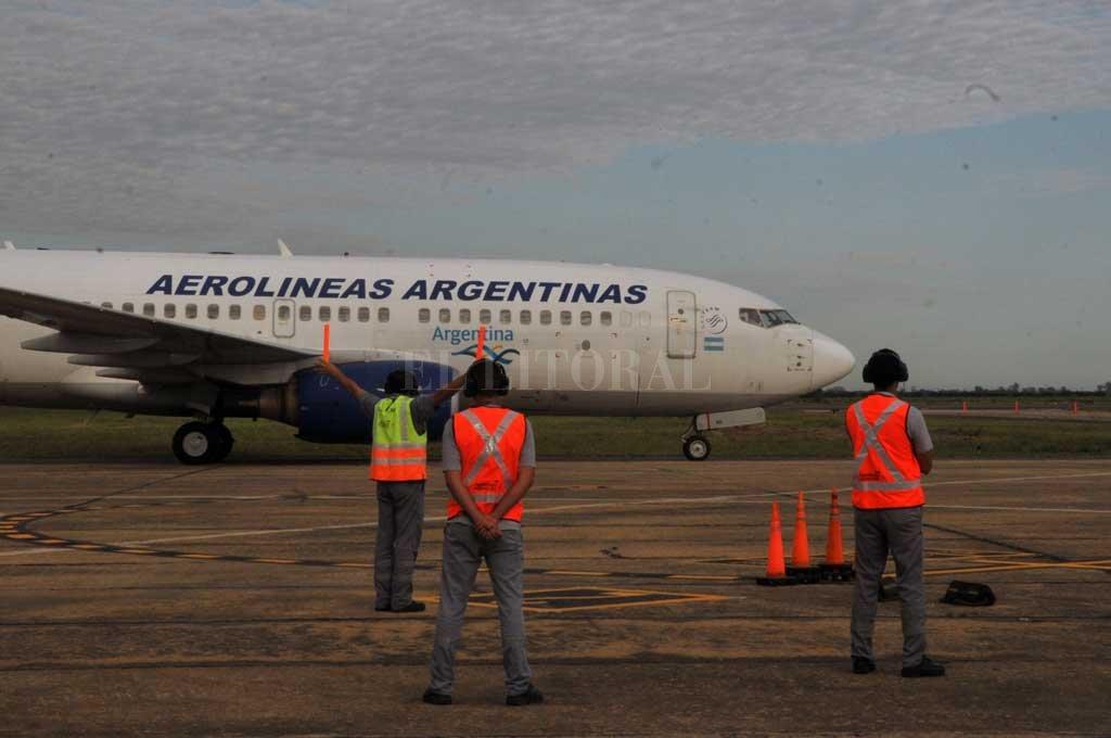 Destacan los resultados de la gestión de Aerolíneas Argentinas