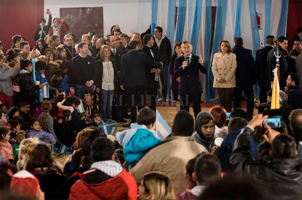 Macri culpó a los Moyano por los altos costos en el transporte