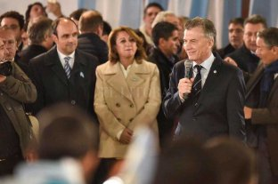 """""""Estoy seguro de que vamos a ganar las elecciones nacionales en la provincia"""""""
