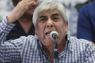 """Moyano le respondió a Macri: """"No está en condiciones de conducir el país"""" -  -"""