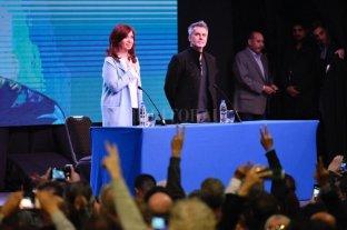 """Cristina Kirchner presentó en Rosario su libro """"Sinceramente"""""""