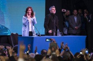 """Cristina lanzó duras críticas a Macri por """"haber llevado el país otra vez al FMI"""" -  -"""