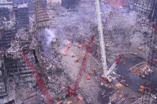 Hallaron más de 2.000 fotos inéditas de los atentados a las Torres Gemelas -  -