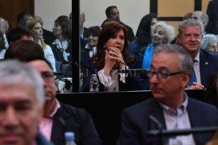 Cristina Kirchner no asistirá a la próxima audiencia del juicio por la obra pública