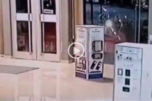 Video: así robaron en un comercio de Av. General Paz