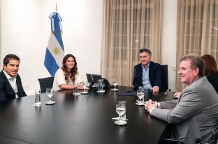 Macri recibió a Amalia Granata en la quinta de Olivos