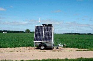 Enerfe medirá vientos en cuatro departamentos de Santa Fe -