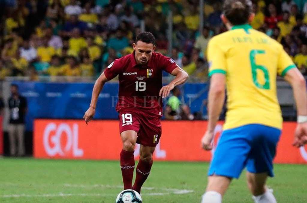 <strong>Foto:</strong> Twitter Selección Venezolana