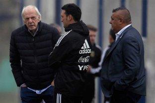 """""""La Selección Argentina no puede estar sujeta a las luchas internas de los dirigentes"""", dijo Menotti -  -"""