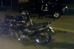 Falleció un motociclista en Monte Vera tras un choque