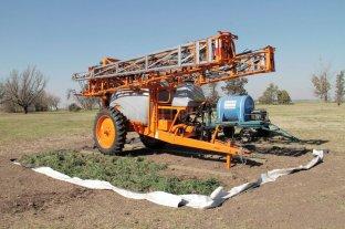 Camas biológicas para degradar agroquímicos