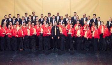 Evocar a una banda legendaria - Bajo la conducción de Rodrigo Naffa, el Coro Polifónico de La Merced se integrará con otros artistas para ofrecer un espectáculo consagrado a una de las bandas británicas más famosas de la historia. -